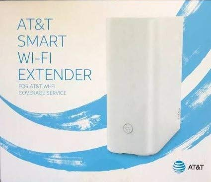 New AT&T Airties Air 4921 Smart Wi-Fi Extender Wireless Access Point 1600Mbps Dual Band 3x3 802.11ac (Renewed)