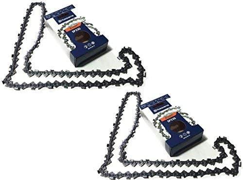 "new arrival Husqvarna 2 OEM 20"" 581643680 X-CUT SP33G Chain .325 outlet sale .050 80DL replaces 2021 H30-80 sale"