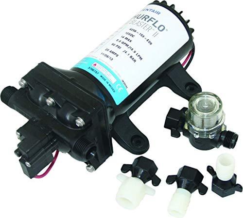 SHURFLO PRO BAITMASTER II Livewell Pump - 12 VDC - 4.0 GPM
