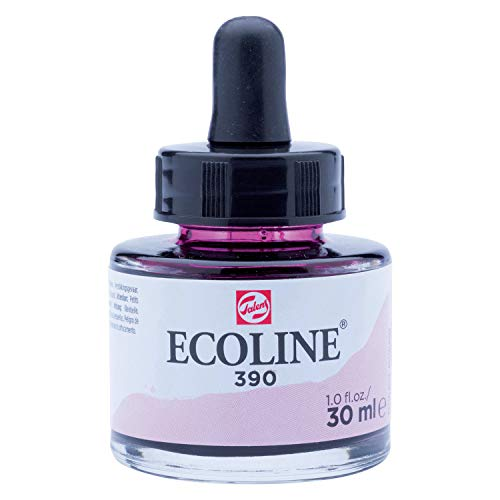 Royal Talens Ecoline Liquid Watercolor, 30ml Bottle, Pastel Rose (11253900)
