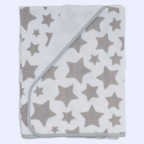 75CM(0-6 Meses) URBEAR Beb/és Swaddle Wrap Arrullo Grueso de Manta Envolvente Bolsa de Dormir Suave de Doble Capa S//65