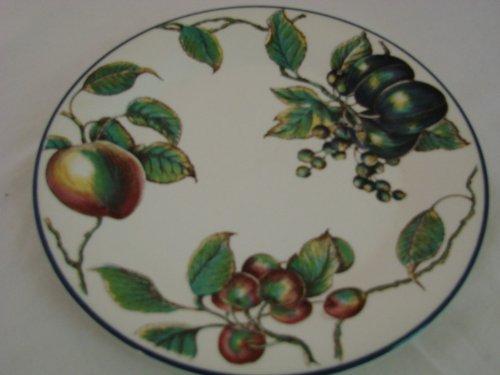 Pier 1 Imports Macintosh Earthenware 10' Dinner Plate