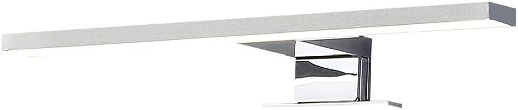 De nieuwe Led Mirror Front Light Clamping Mirror Aluminium Strip Waterdicht Fog Badkamer Dressing Table Mirror kabinet Lam...