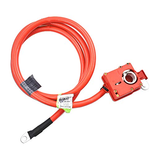 labwork Positive Battery Cable SRS Fit for 2006 2007 2008 2009 2010 BMW E60 525 530 535 550# 61126989780
