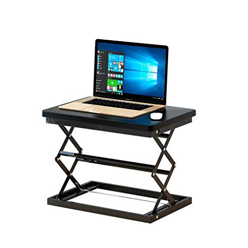 PAN Stand Steady Standing Desk X-Elite Standing Desk | X-Elite, Instantly Convert Any Desk Into A Sit/Stand Up Desk, Height-Adjustable