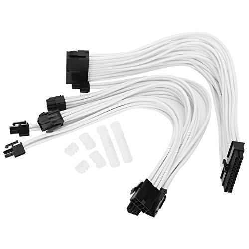 Cable de extensión de alimentación Cable de extensión básico duradero para computadora