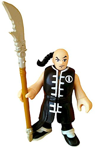 Imaginext CHINESE WARRIOR Martial Artist Blind Bag Series 7 mini action figure