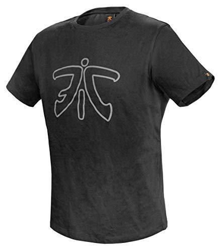 Fnatic Fnatic Blackline 2.0 T-Shirt, Schwarz, S