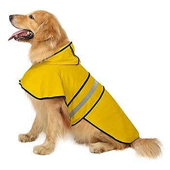 rain coats for dogs