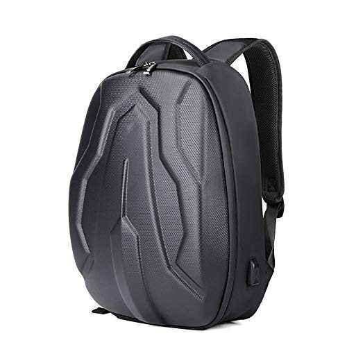 WHSS Outdoor Backpack Large-capacity Backpack Hard Shell Backpack Multi-function Computer Bag Trend Outdoor Travel Bag Student Bag