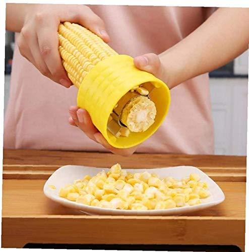 WQF Accueil Gadgets Décapant à maïs Coupe-épis Retirer Accessoires de Cuisine Outils de Cuisine Outils de Cuisine Dissolvant d'épis de Cuisine