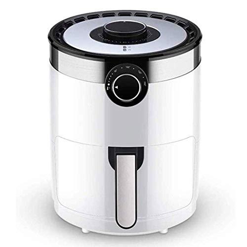 QHYY 360 ° Hochleistungs-Luftfritteuse Gesundheit Umweltschutz Waschbare Luftfritteuse für Pommes-Popcorn