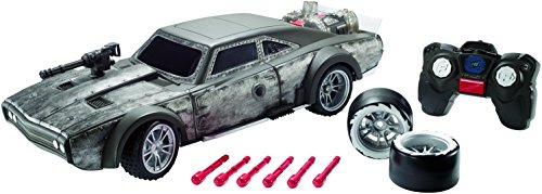 Unbekannt Fast & Furious–FCG73–ferngesteuertes Spielzeugauto FF8 RC Deluxe Action