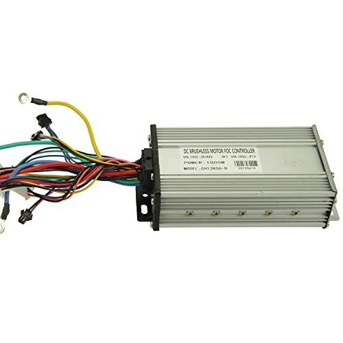Mach1 Steuereinheit 48 Volt Elektro Scooter mit Strassenzulassung Controller 48V (48V/1800W - TYP:CH12K06-B)