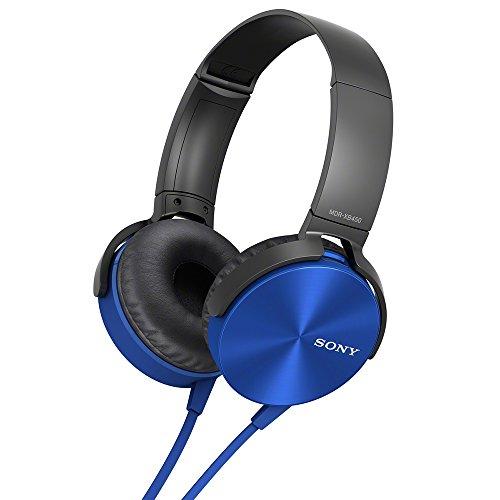 Headphones Sony MDR-XB550AP com EXTRA BASS