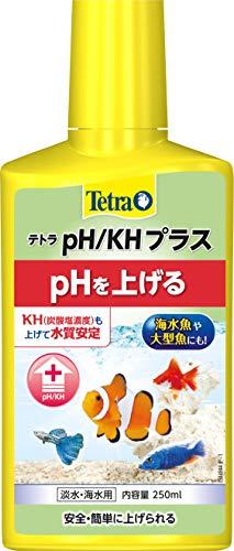 テトラ (Tetra) 水槽 テトラPH/KHプラス250ml キイロ M サイズ