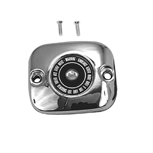 Chrome Front Master Cylinder Cover for Most 96/Later Models