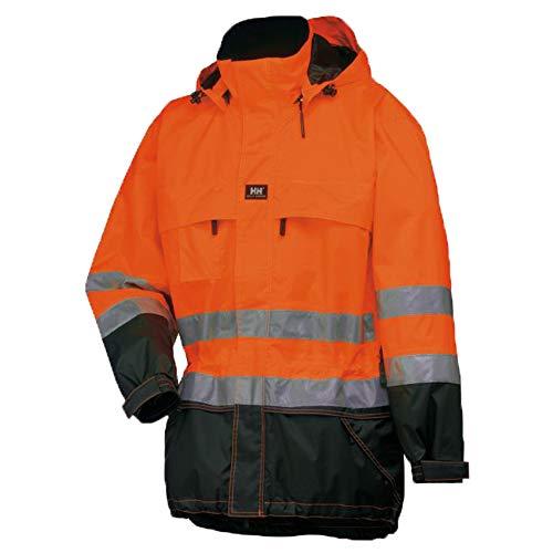 Helly Hansen 71374_265-XL Potsdam Veste haute visibilité Taille XL Orange/Bleu Marine