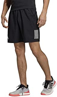adidas Mens Tennis Club 3 Stripes Short