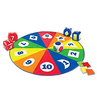 Learning Resources All Around Learning Circle Time Mat from Learning Resources, Inc