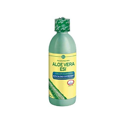 ESI Aloe Vera Colon Cleanse Zumo - 500 ml