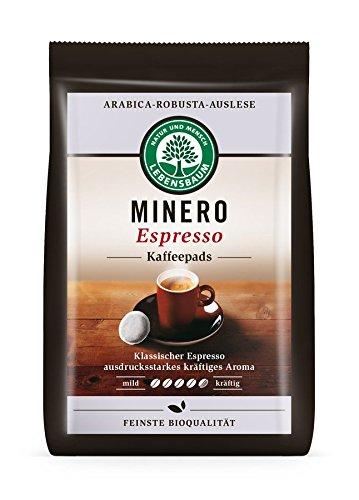 Lebensbaum Bio Espresso minero, Pads (5 x 126 gr)