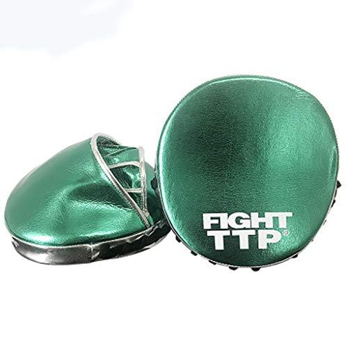 JICCH Boxeo,Boxeo Almohadillas,Manoplas de Boxeo,paos Muay Thai,Almohadilla de Entrenamiento de Boxeo,Paos de Boxeo,Diseño de sutura,dispersa la Resistencia de Manera Uniforme,Diseño Transpirable