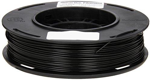 MakerBot 3D Printer PLA Filament (Small Spool) - True Black