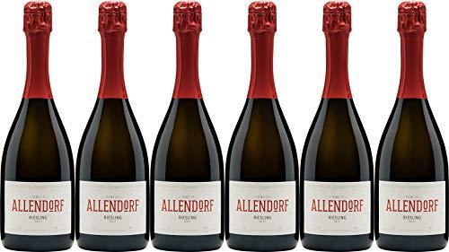 Allendorf Riesling Sekt 2017 Brut (herb) (6 x 0.75 l)