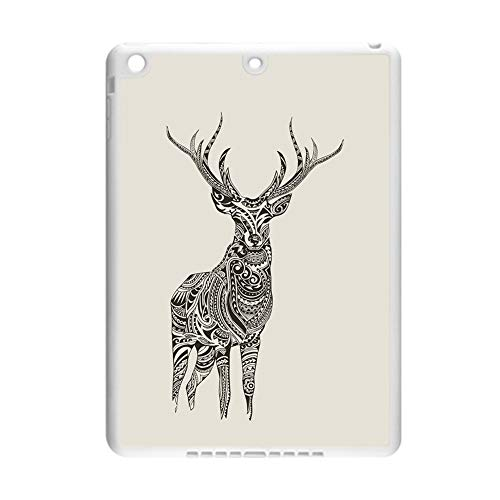 Special Women Compatible With Apple Ipad Air 1Gen Print Deer 1 Phone Shell Abs Choose Design 115-5