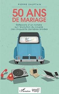Amazon Fr Cadeau Anniversaire 50 Ans De Mariage