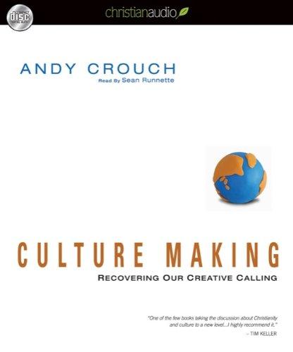 Culture Making copertina