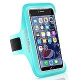 DolDer wasserdichte Sport-Armbandtasche für Smartphone bis 6,5