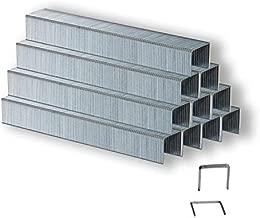 5000/grapas //–/Tipo 53, longitud: 10/mm, ancho: 11,4/mm//–/Tama/ño 10//11,4//–/Galvanizado//grapas//grapadora de grapas