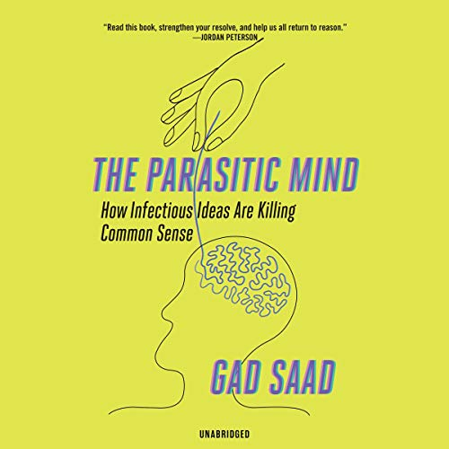 Page de couverture de The Parasitic Mind