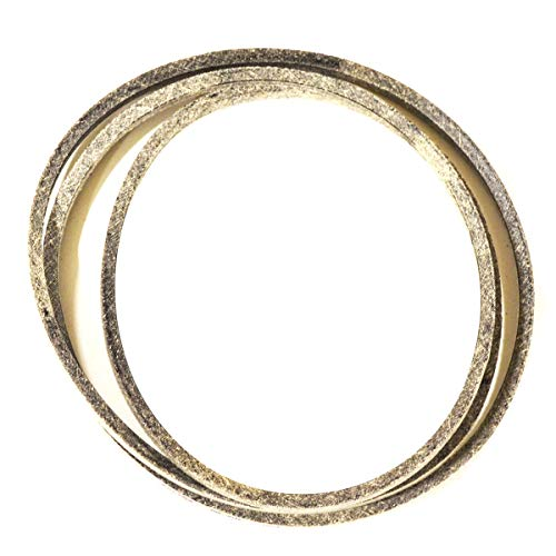 Drive Belt Made with Kevlar Replacement for John Deere M144044 LT150 LT160 LT170 LT180 LT190 Lawn Mowers
