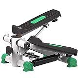 Mini Stepper Fitness Stepper, Pedal De Brazo Portátil para El Hogar, Entrenador para El Hogar, Ejercitador, Gimnasio, Entrenamiento Cardiovascular para Piernas para Mujeres Y Hombres TDD