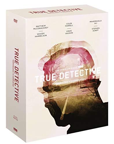 Pack True Detective Temporada 1-3 [DVD]