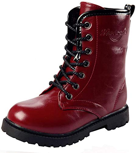 Kid Red Boots