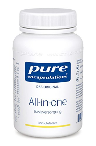 Pure Encapsulations All-in-One Formula 60 Kapseln