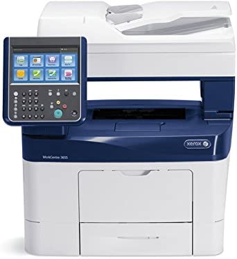 Xerox WorkCentre 3655/X Monochrome Printer, Scanner, Copier, Fax and email