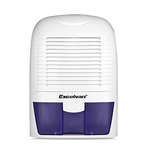 Excelvan 1.5L Mini Deumidificatore Asciugatrice Domestico Portatile Bagno Cucina