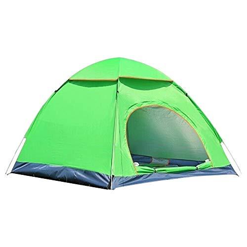 mysticall Vollautomatisches Outdoor-Zelt, langlebiges wasserdichtes Sonnenschutz-Campingzelt mit Gaze-Moskitonetz für Picknick-Rucksacktouren
