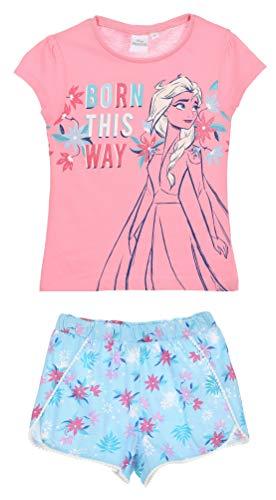 Frozen Niñas Pijama Corto
