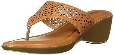 BATA Women's Rimini Thong Fashion Slippers