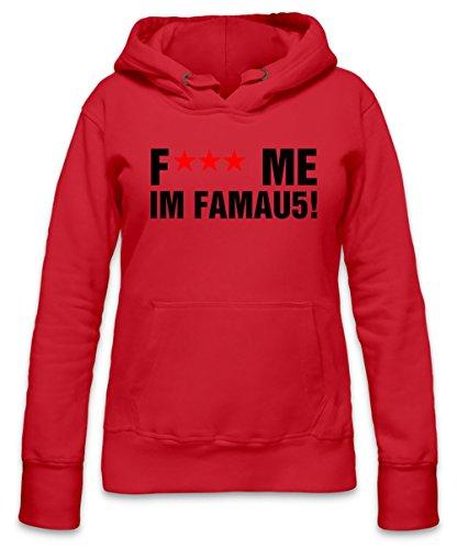 Fuck Me I'm Famau5 Womens Hoodie Large