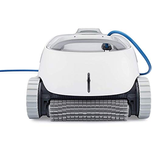 Great Price! XKRSBS Discovery Automatic Robotic Pool Cleaner, Agile and Efficient Pool Cleaning, Ide...