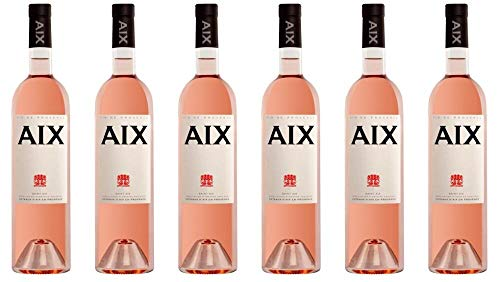 6x Aix Coteaux d´Aix en Provence 2019 - Weingut Maison Saint Aix, Provence - Rosé
