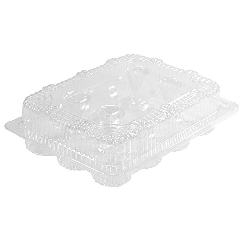 1 Dozen Mini Cupcake Container (12 cavities), 12 ct.