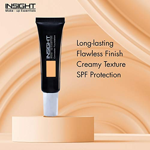 INSIGHT Concealer Foundation - 20 ML (Warm Beige)